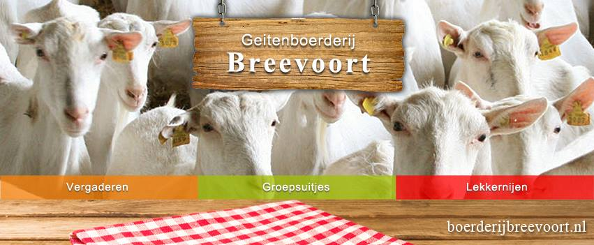 geitenstal Breevoort